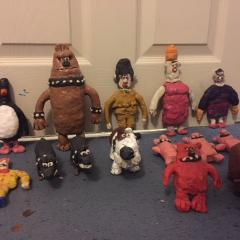 Aardman Villains